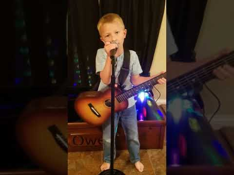 Light it up by Luke Bryan sang by 6 year old Owen!! Enjoy