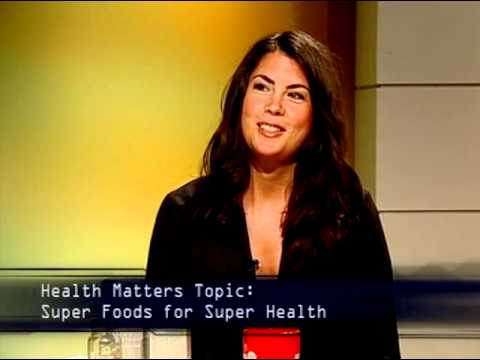 Health Matters - Superfoods and Gluten-Free