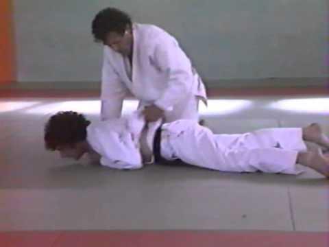 Jacques Seguin Techniques supérieures du judo  part 2
