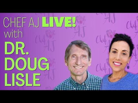 Healthy Living LIVE with Dr. Doug Lisle on the scale