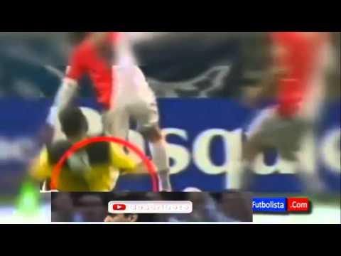 El Tigre Falcao Se Pierde El Mundial Brasil 2014   radamel falcao lesion