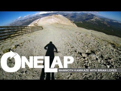 Mammoth Kamikaze with Brian Lopes 2013
