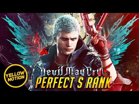 Devil May Cry 5 Demo | Perfect S Rank (SSS) Playthrough PS4 Pro thumbnail