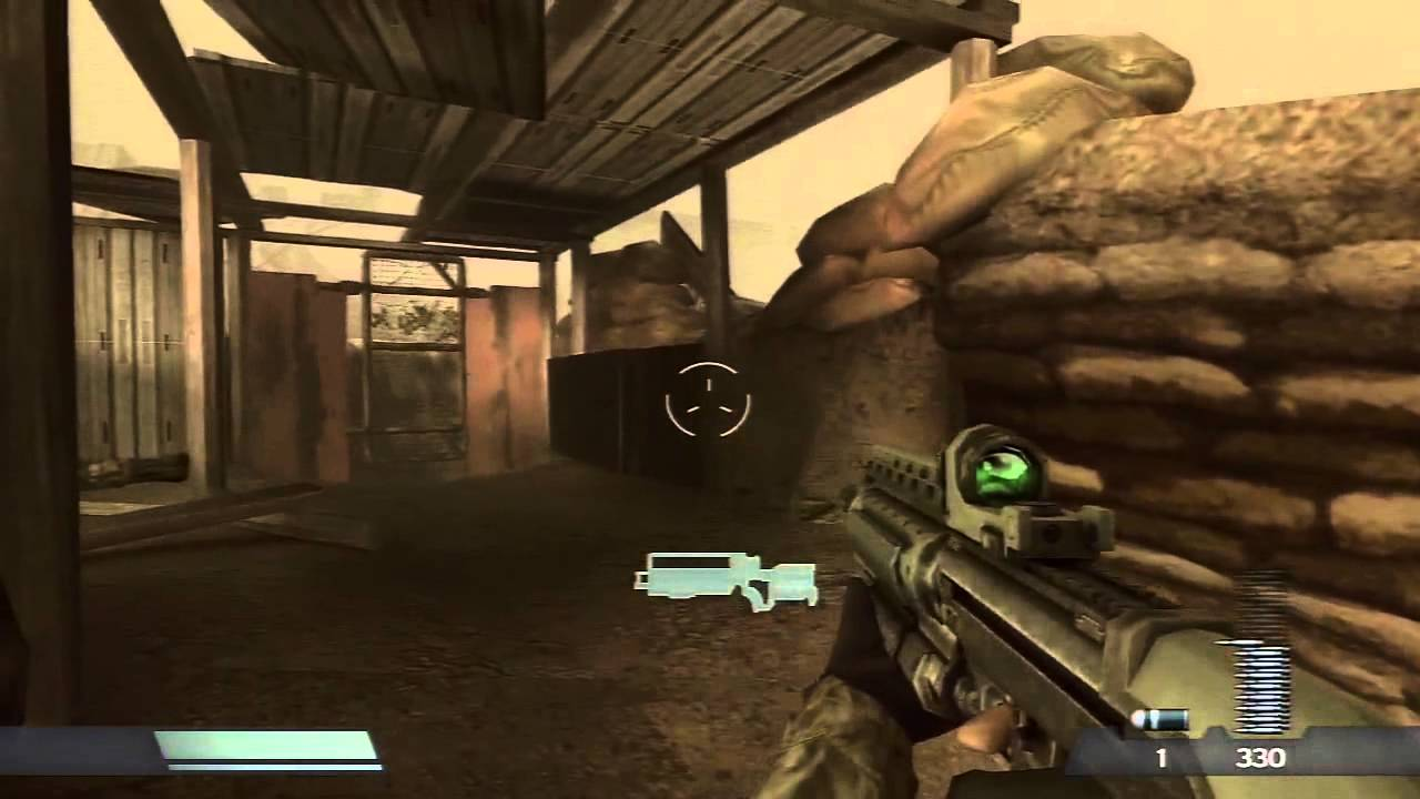 Killzone HD PS2 remake for PS3 720p  YouTube