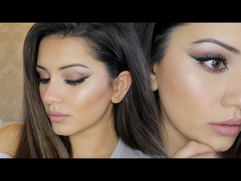 Last Minute Affordable Party Makeup Tutorial
