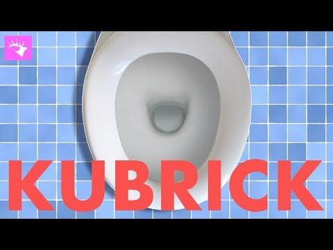 Stanley Kubrick: The Hidden Meaning of Bathrooms