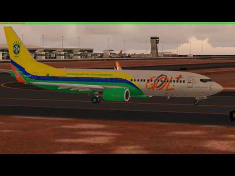 🔴 [FSX HD] - PMDG Boeing 737 800 - NATAL- FORTALEZA (SBSG_SBFZ)