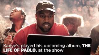 The 3 Most WTF Moments From Kanye West's Yeezy Season 3 Show