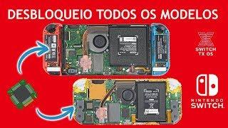 JAILBREAK NINTENDO SWITCH TODOS OS MODELOS ANALISE E NOVIDADES DA TEAM XECUTER