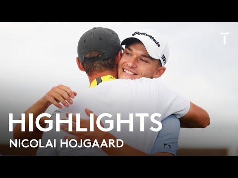 Nicolai Højgaard first European Tour win | Round 4 Highlights | 2021 DS Automobiles Italian Open