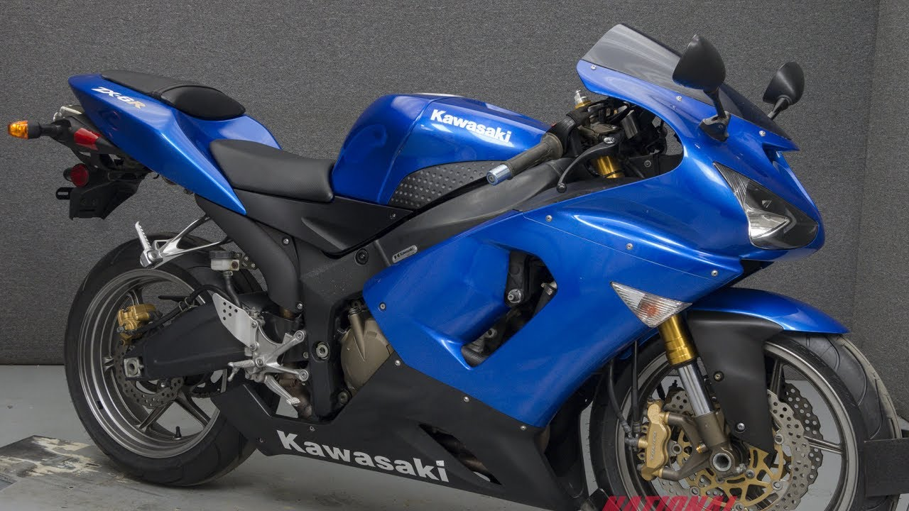 small resolution of 2005 kawasaki zx6r ninja 636 national powersports distributors