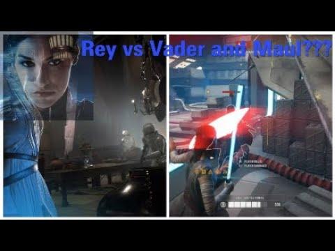 Star Wars Battlefront Ii Galactic Assault Nice Rey