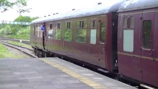 Great Central Railway-Nottingham HST-41001 Launch Weekend 24/05/2015
