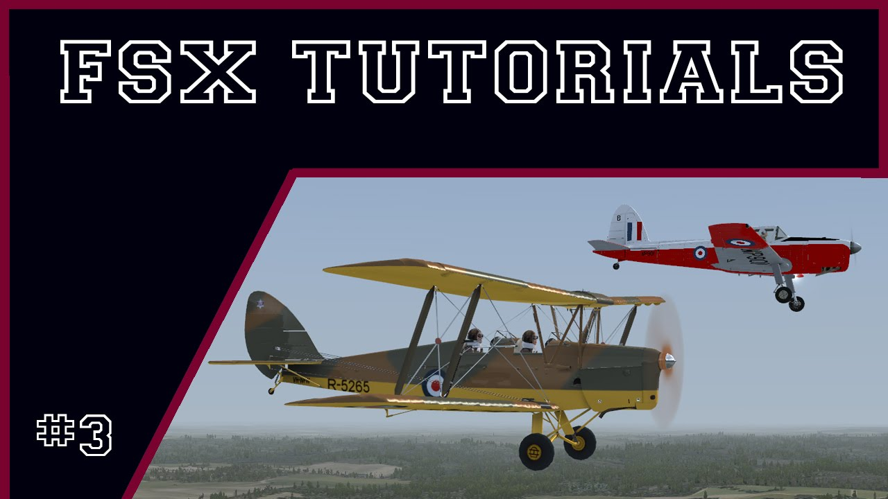 FSX Tutorials - Connecting to Multiplayer - Steam Edition and Classic