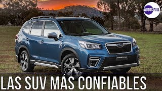 TOP 9 Most Reliable SUVs of Latin America 2019