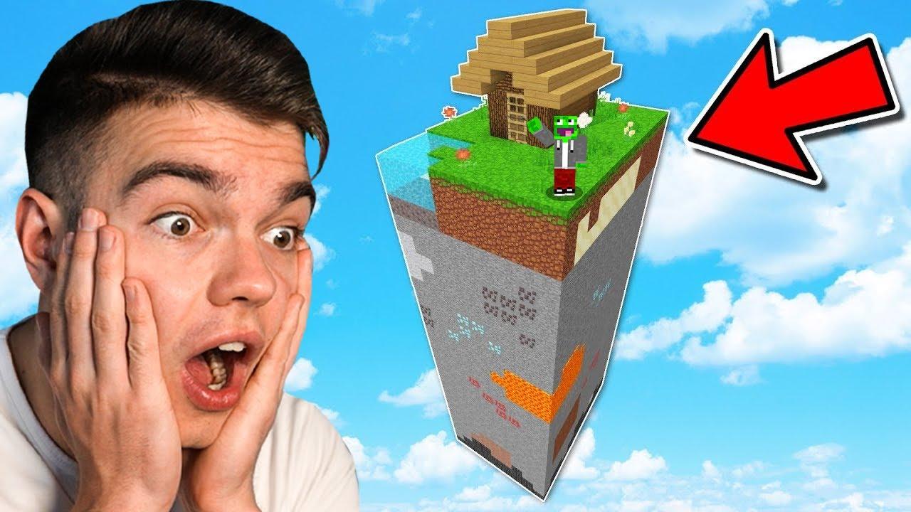 TYLKO 1% OSÓB PRZETRWA W TYM ŚWIECIE w Minecraft!