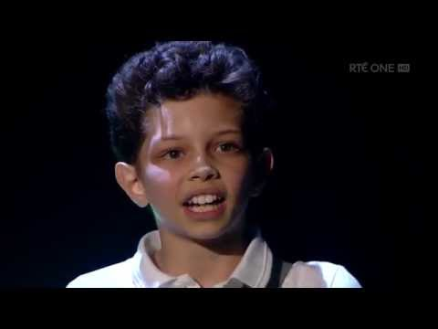 Billy Elliot The Musical 'Electricity'   The Late Late Show   RTÉ One