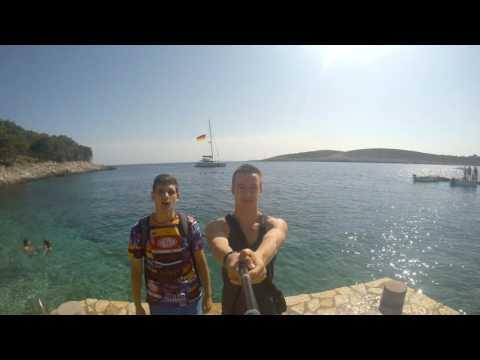 Hvar,Croatia- Aftermovie 2016 GoPro 4K