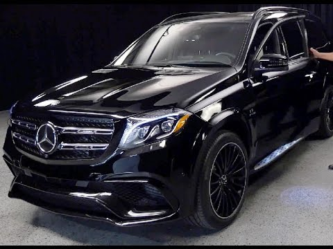 Mercedes Benz Gls 63 Amg Suv 2017 Youtube