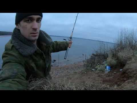 Рыбалка с Ромарио в Январе на СОМА