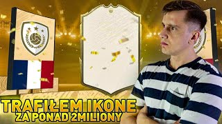 TRAFIŁEM GO!!! IKONA WARTA 2 MILIONY na MOIM KONCIE! FIFA 20 Ultimate Team