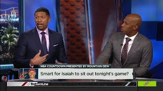 Smart for Isaiah Thomas to sit out tonight vs Celtics? | NBA Countdown