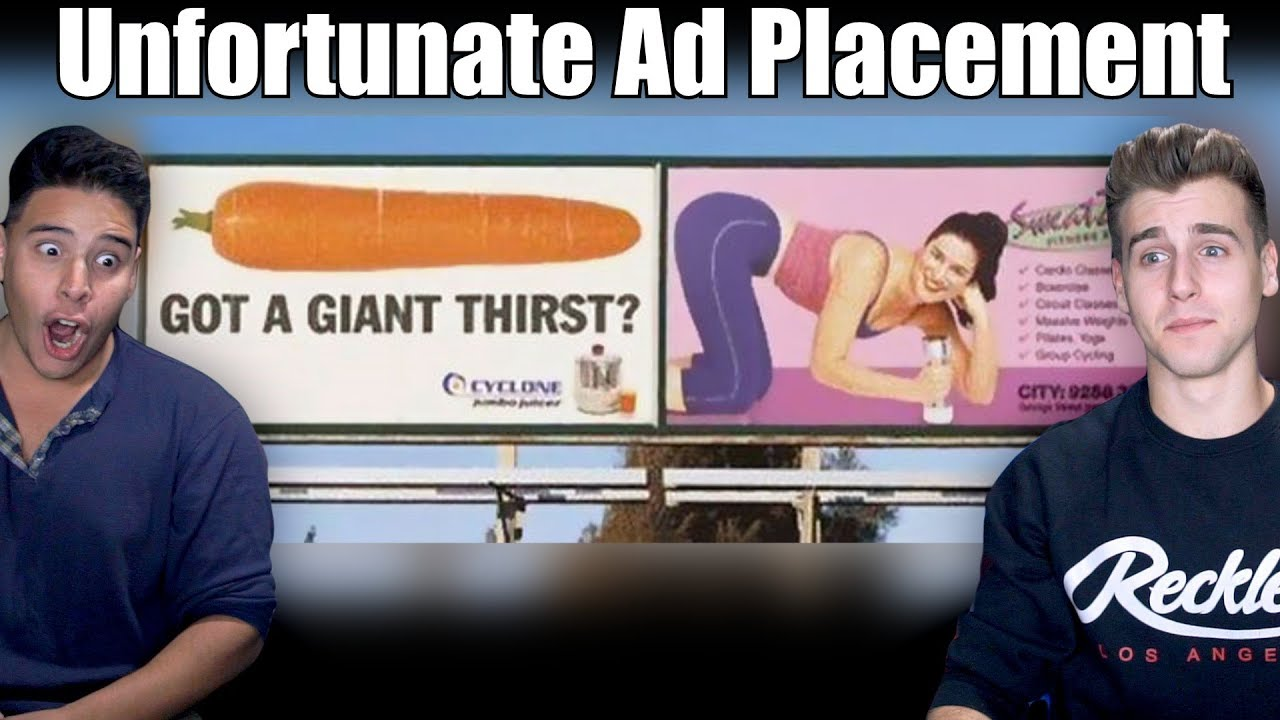 unfortunate-advertising-placements