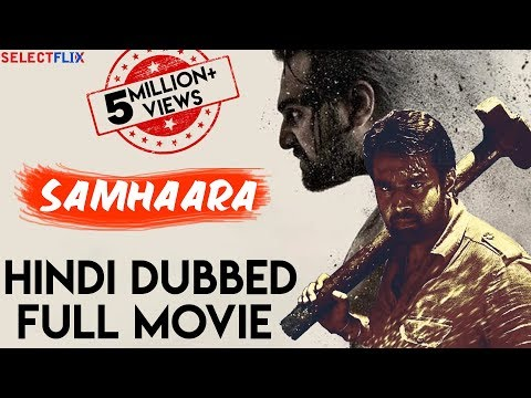 Samhaara - Hindi Dubbed Full Movie | Chiranjeevi Sarja | Hariprriya | Kavya Shetty