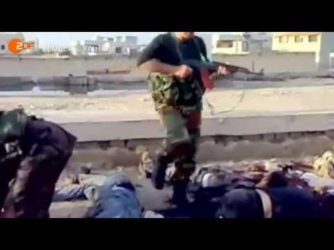 """Syrien: """"Bürgerkrieg in"""