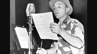 "Bing Crosby - ""A Blues Serenade"""