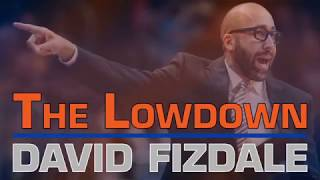 Get the LOWDOWN on Knicks head coach candidate David Fizdale