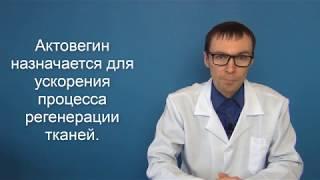 АКТОВЕГИН. Инструкция по применению, аналоги и цена лекарства