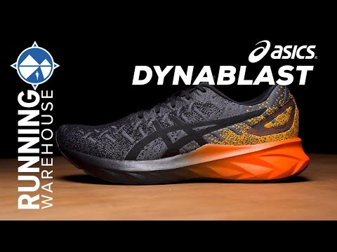 ASICS Dynablast First Look | A Simple, Lightweight, Value Oriented Trainer