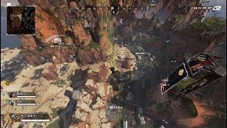 My new FAVORITE landing spot!! - Apex Legends PS4 Pro gameplay