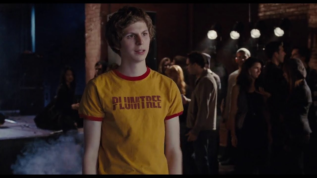 419ec8400f3 Scott Pilgrim - Plumtree - YouTube