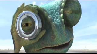 Re-Recording of Movie Scene (Rango)