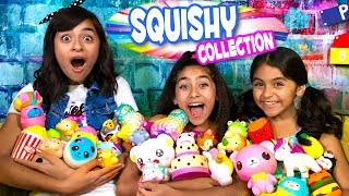 Cute Squishy Collection - So Satisfying - Live Show // GEM Sisters