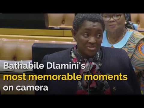 Bathabile Dlamini's most memorable quotes