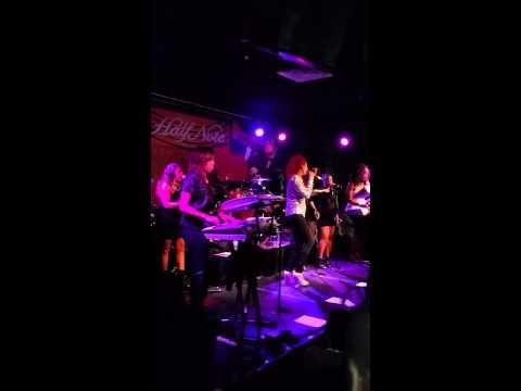 Be'la Dona featuring Sylver Logan Sharp at Half Note Lounge