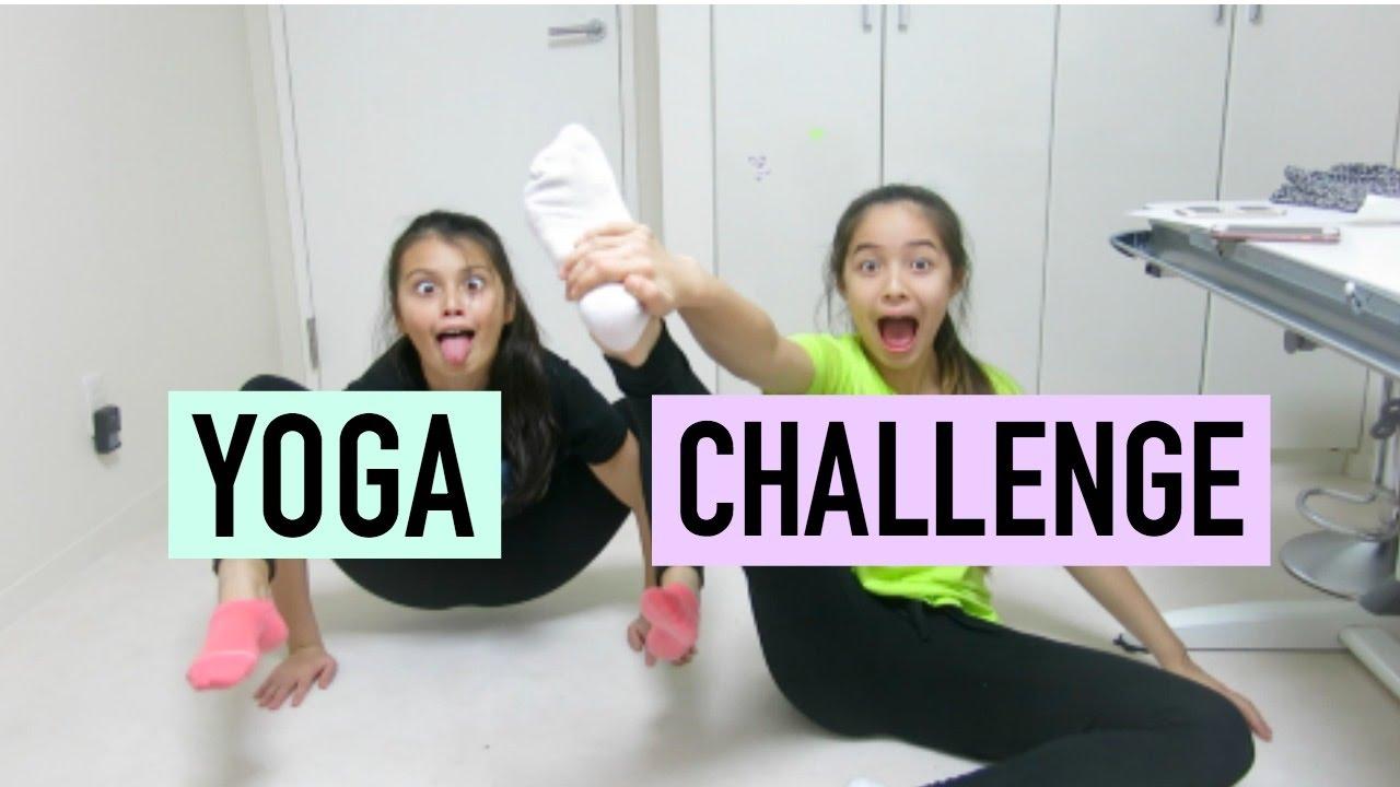 Download YOGA CHALLENGE!