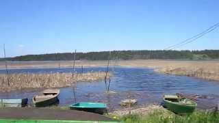 Пермский край, продам земельный участок с домиком у реки.