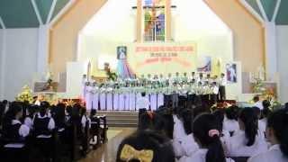 Lời ru của hồn - CĐ Thánh Gia & CĐ Gh. Tân Ninh.