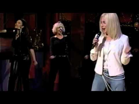 Cher performs Song For the Lonely on David Letterman 2002