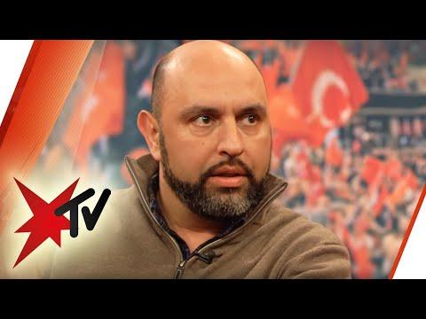 Serdar Somuncu über Türkei-Referendum - der komplette Talk | stern TV