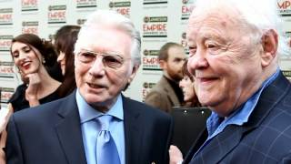 Jameson Empire Awards 2012 - Alan Ford and Dudley Sutton Interview