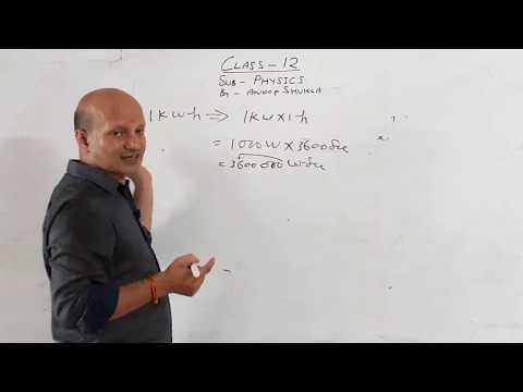 Cl-12 physics Electric conduction (special classes physics &mathematics by  Anoop shukla)