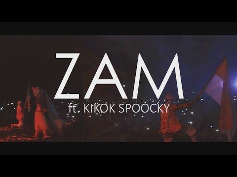 ZAM - BABAD feat Kikok ( Official Music Video )