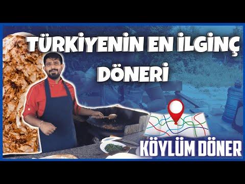Türkiyenin en İlginç Döneri | Adana Sokak Lezzetleri | Köylüm Döner