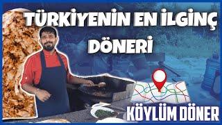 Türkiyenin en İlginç Döneri (1Milyon izlenme)