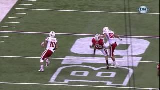 Kenny Bell crushing block